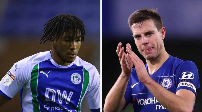 This Chelsea player is no longer cut out for the top