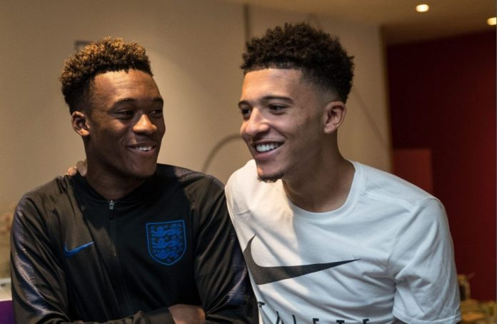 Hudson-Odoi could be the key to unlock Chelsea's Jadon Sancho ...