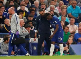 Callum Hudson Odoi Injured 343356