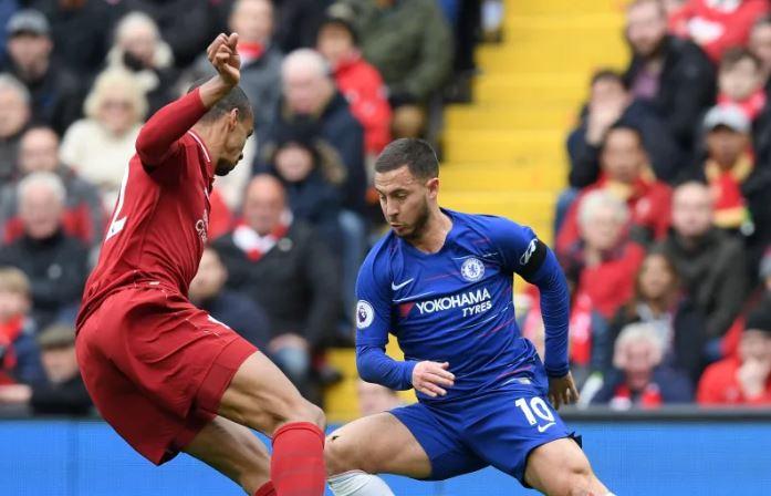 Eden Hazard - Liverpool