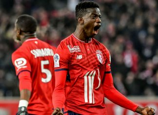 Nicolas Pepe Chelsea Oooh Yeah Lille