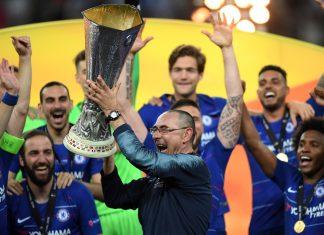Maurizio Sarri Europa League 090