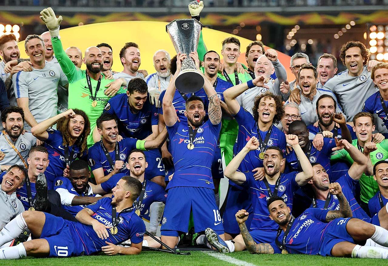 chelsea land second europa league title talk chelsea chelsea land second europa league title
