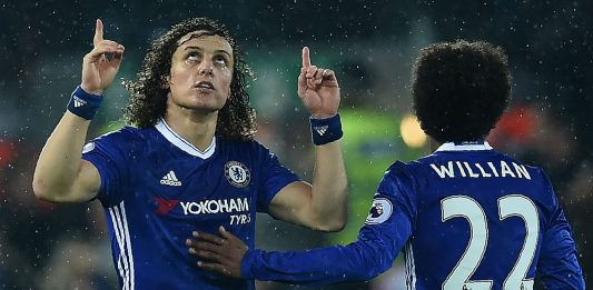 Willian David Luiz 090