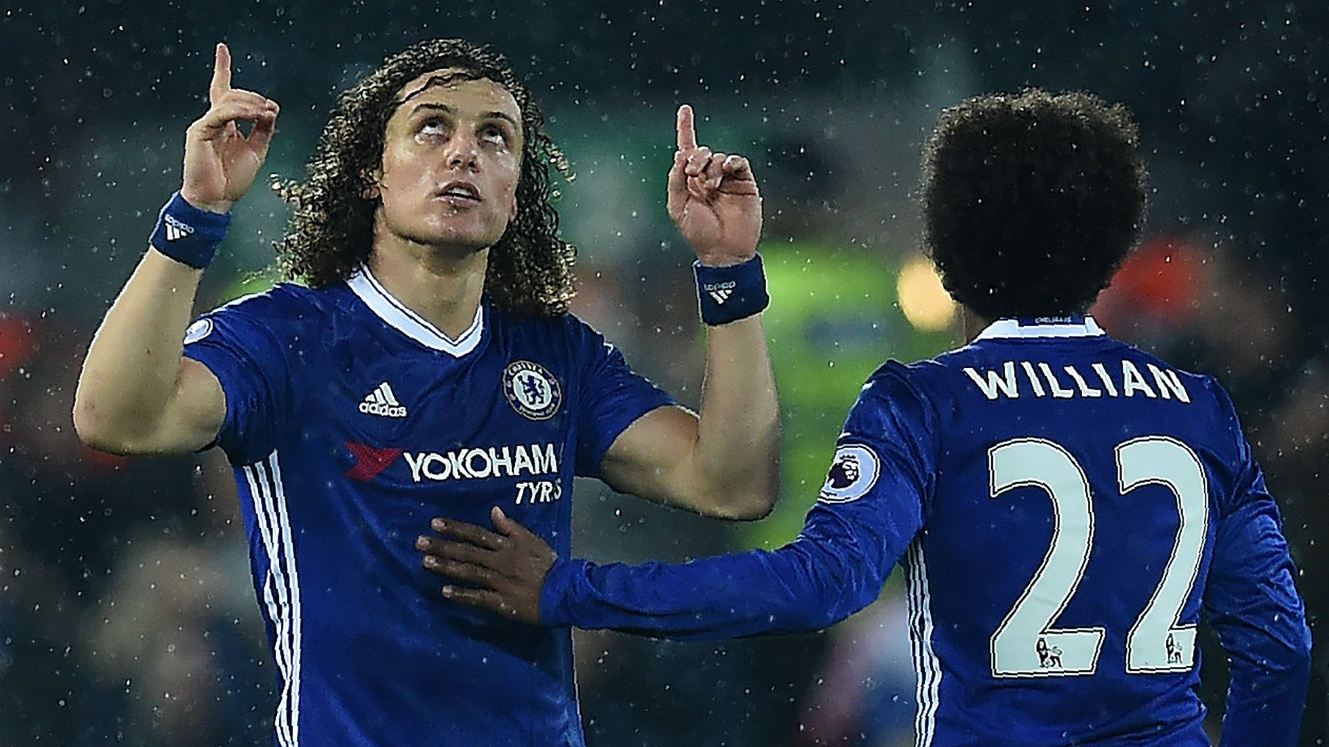Willian David Luiz 090