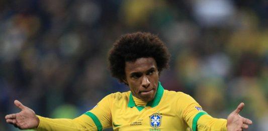 Brazil V Paraguay Quarterfinal Copa America Brazil 2019 1563864690