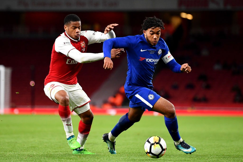 Chelsea V Arsenal Fa Youth Cup Final Second Leg 1564044004