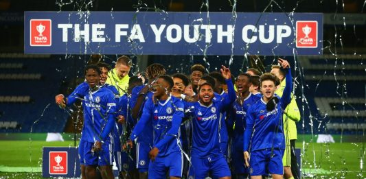 Chelsea V Manchester City Fa Youth Cup Final Second Leg 1563203877