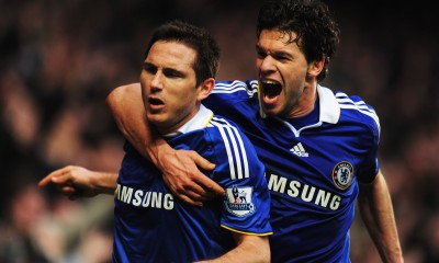 Lampard & Ballack