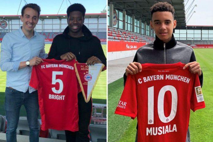 Bayern Youth