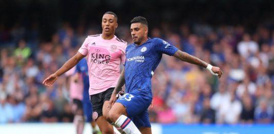Emerson Palmieri vs Leicester
