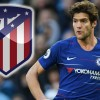 Marcos Alonso Atletco Madrid