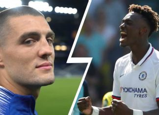 Mateo Kovacic and Tammy Abraham