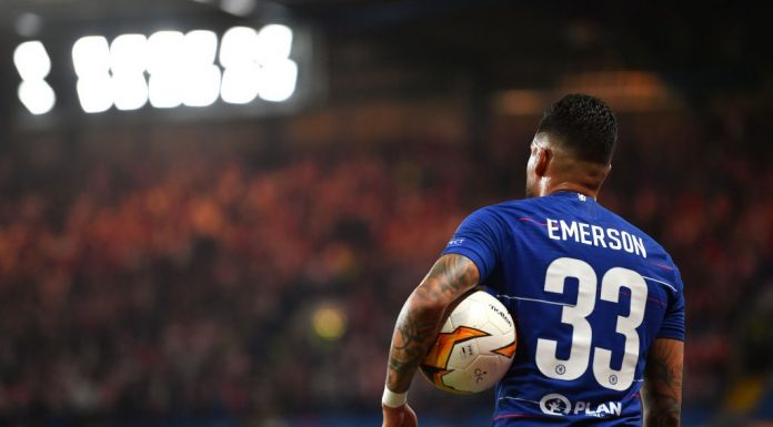 Emerson changing the calibre of potential Marcos Alonso replacement