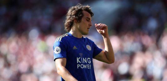 Caglar Soyuncu of Leicester City