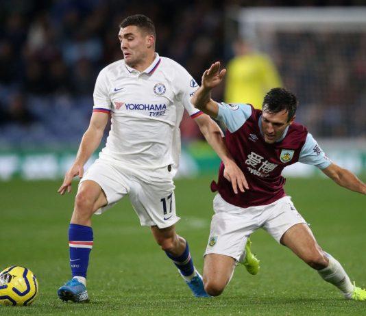 Burnley Fc V Chelsea Fc Premier League 1572250280