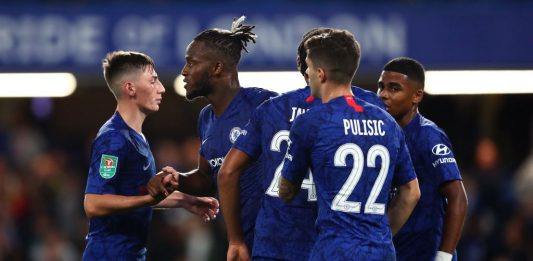 Chelsea Fc V Grimsby Town Carabao Cup Third Round 1571061808
