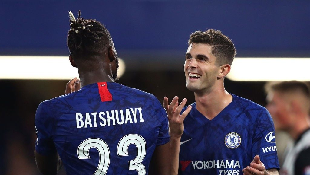 Chelsea Fc V Grimsby Town Carabao Cup Third Round 1571237056