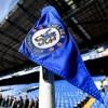 Chelsea Flag At Stamford Bridge
