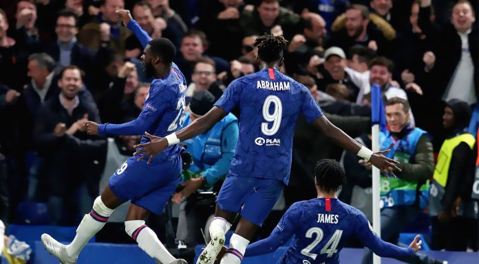 Chelsea are successfully changing the guard, and football loves it