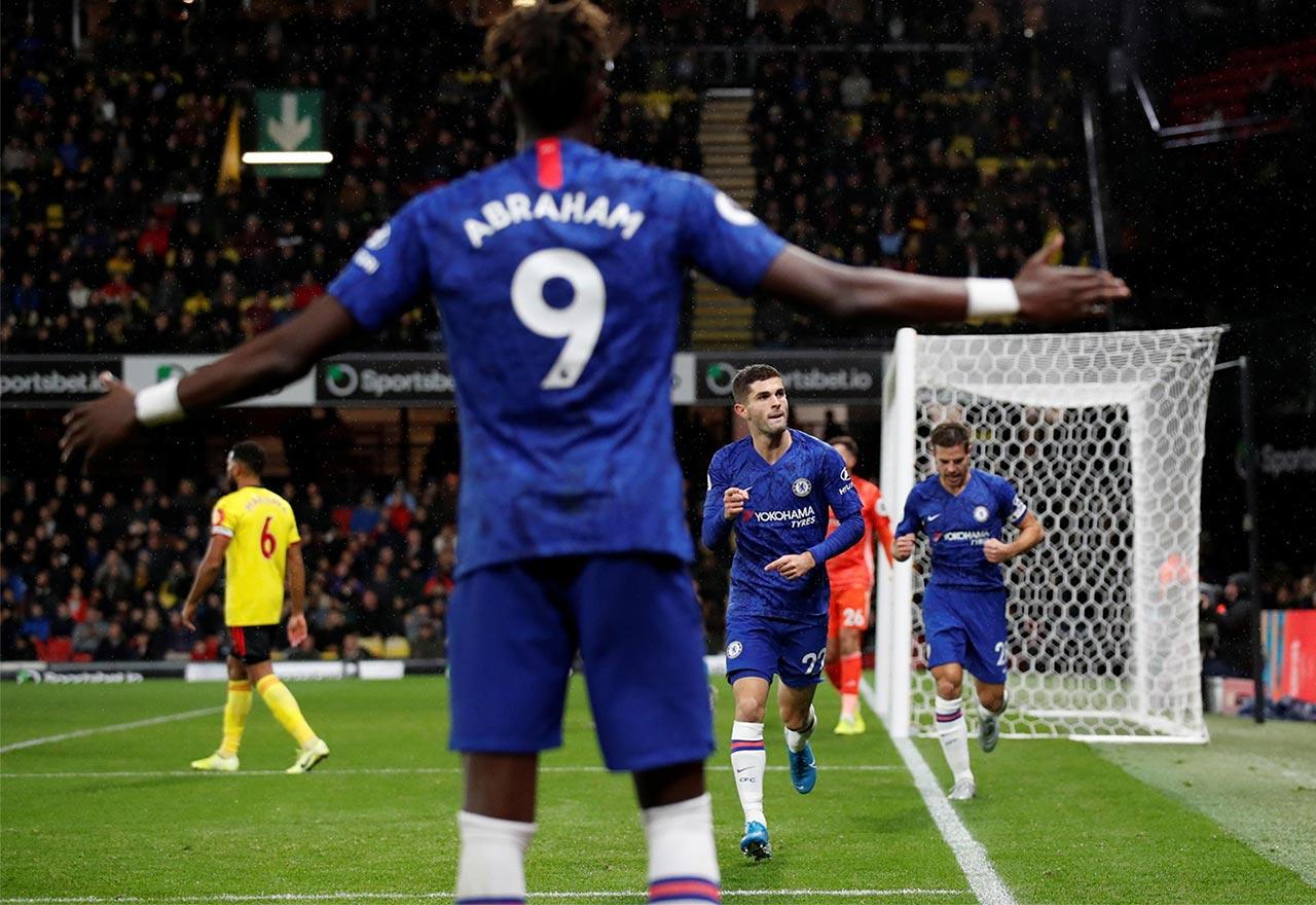 Watford V Chelsea