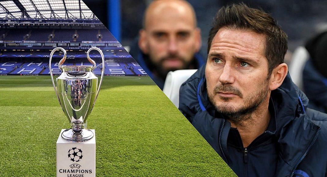Frank Lampard/ Champions League