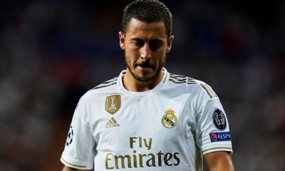 Eden Hazard Real Madrid 3434