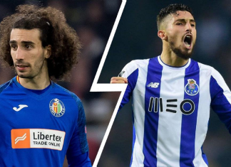 Marc Cucurella Alex Telles 3434