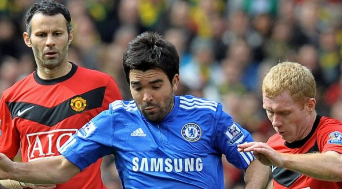 Ancelotti's Chelsea go top after tense win over Manchester United – 10 year throwback