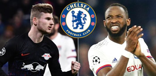 Timo Werner / Moussa Dembele