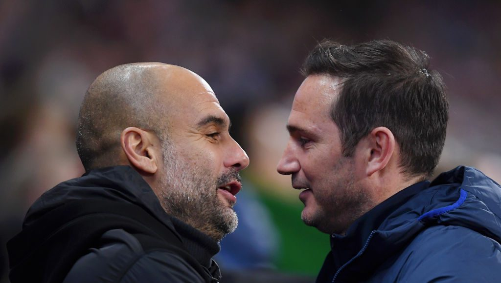 Manchester City V Chelsea Fc Premier League