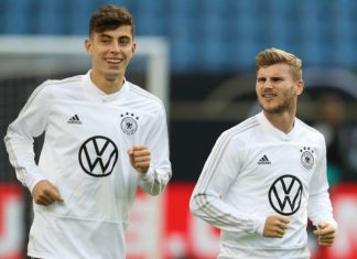 Kai Havertz Timo Werner