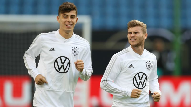 Where Havertz and Werner would fit in at Chelsea and the reasons behind the  potential moves - Talk Chelsea