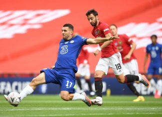 Manchester United V Chelsea Fa Cup: Semi Final