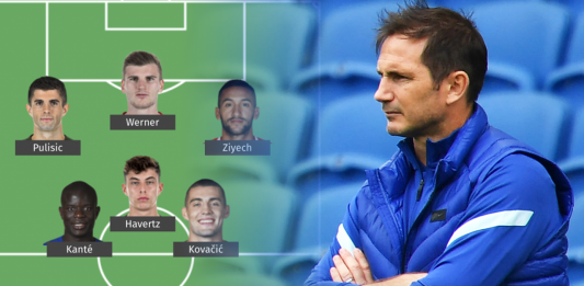 Chelsea's best starting Xi