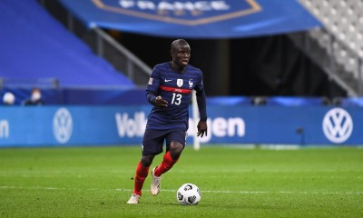 N'Golo Kante for France