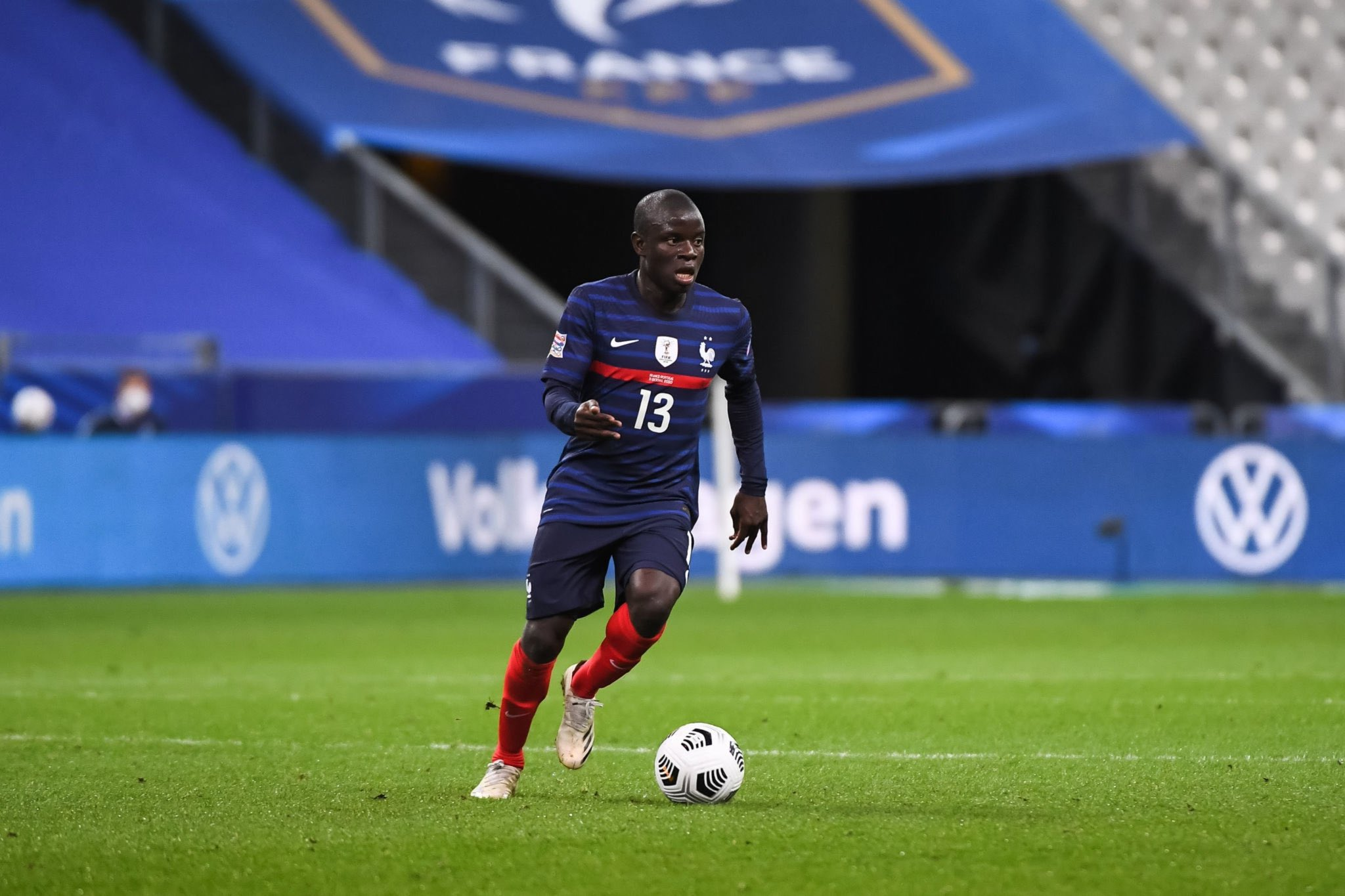 N'Golo Kante can be the DM Lampard wants if he wears his France strip –  Talk Chelsea