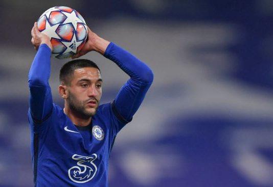 Hakim Ziyech Chelsea F365