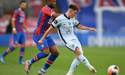 Billy Gilmour vs Crystal Palace