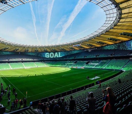 Krasnidar Stadium
