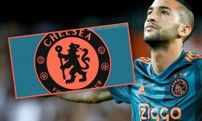 Chelsea Leaked Kit Ziyech