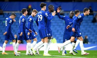 Chelsea Team Goal