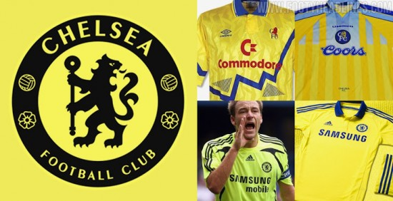 Chelsea Yellow Kits (1)