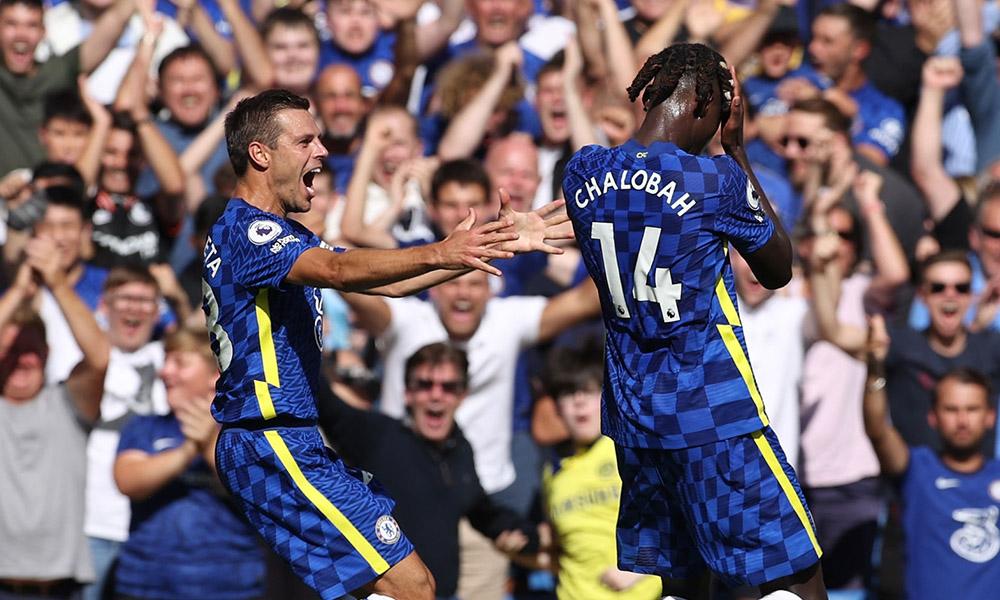 Trevor Chalobah Goal Crystal Palace