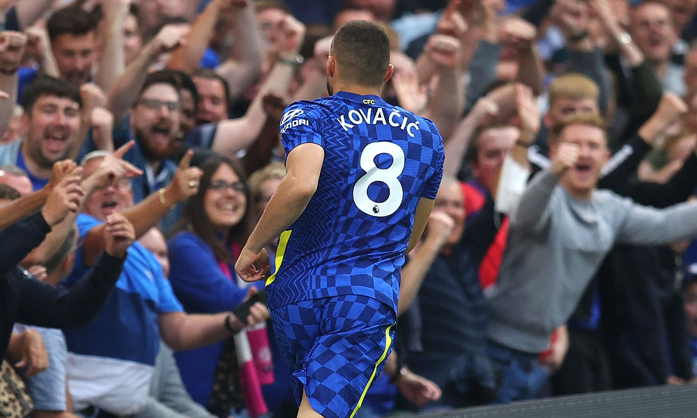 Mateo Kovacic Chelsea Goal